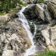 Spaulding Falls.