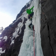 Matt Berry working up the much better than it looks Good Looking One (WI5).