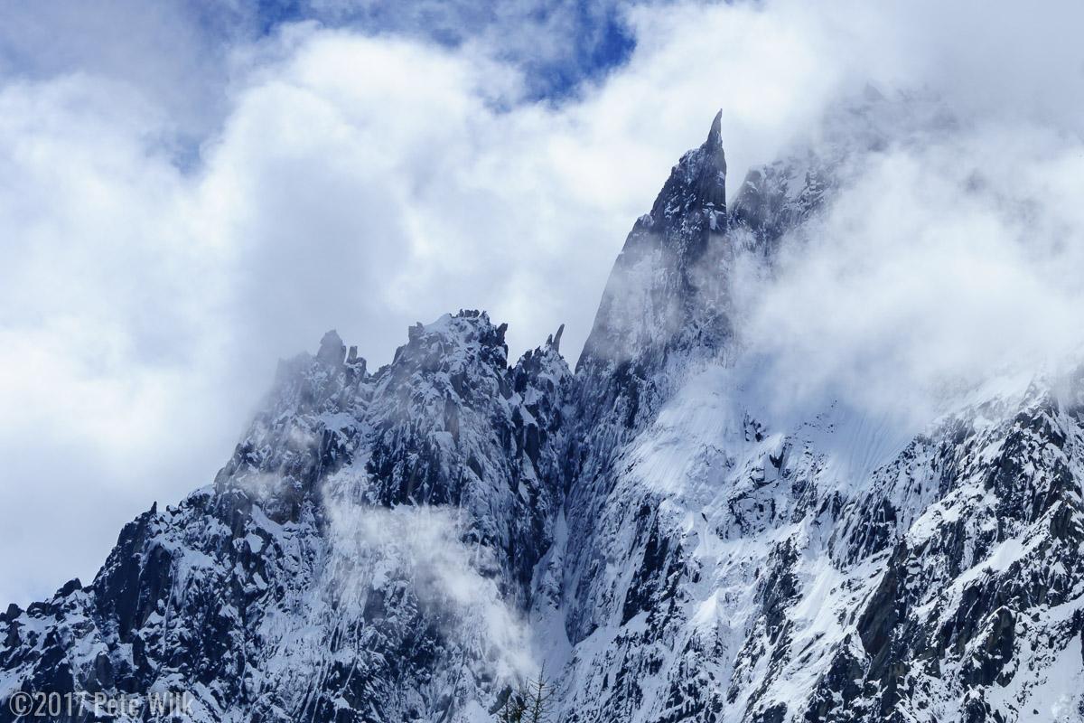 More beautiful mountains.