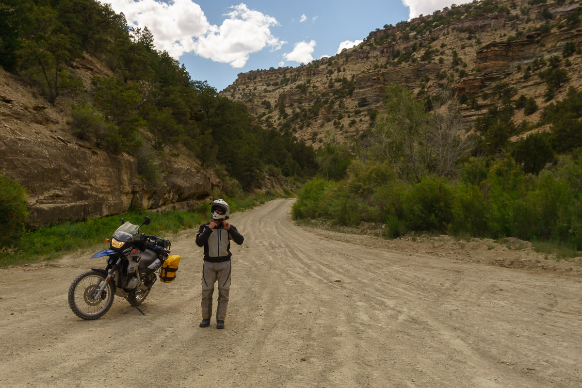Back down in the desert and working towards Nine Mile Canyon.