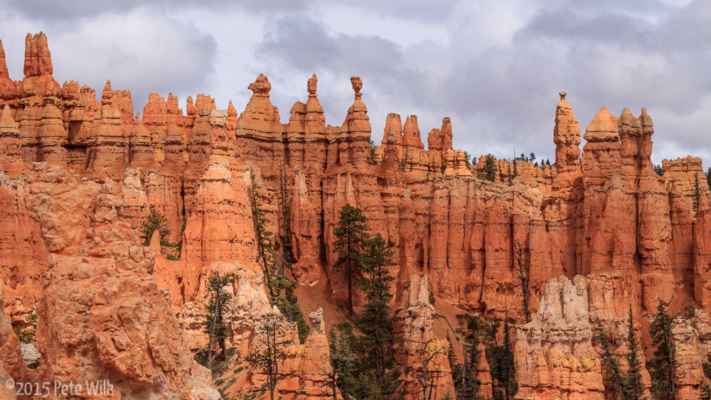 It isn't hard to see how native people thought these rock formations were ancestors.