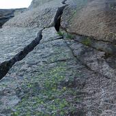 Vertigo's half-moon crack.