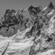 Mind blowing scenery of Chamonix.  This is the birthplace of mountaineering and it isn\'t hard to see why.