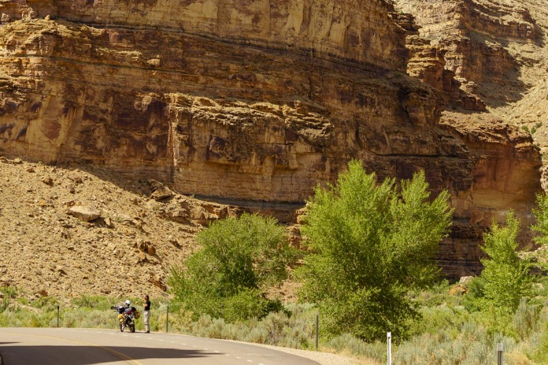 This canyon has some great views and roads.